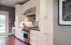 Kitchen remodel chef kitchen