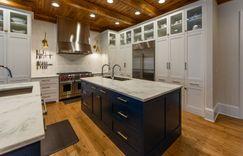 Kitchen Remodel center island